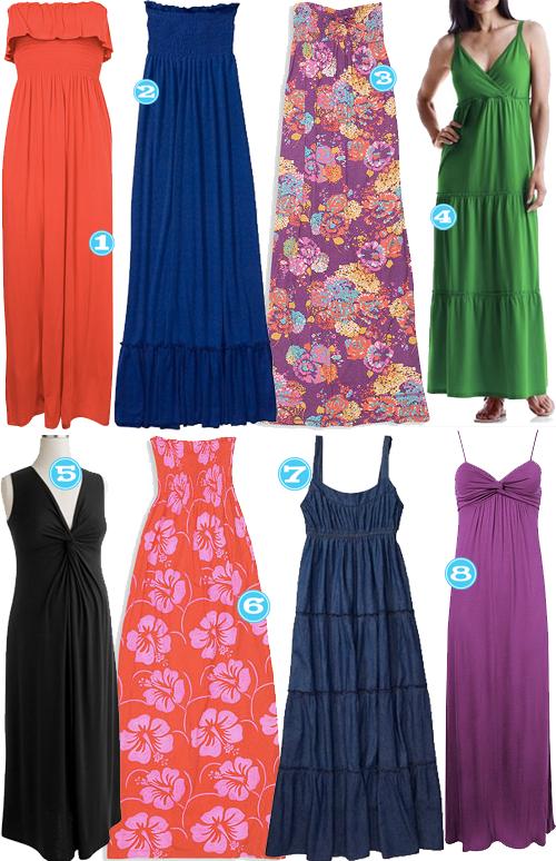Walmart Maxi Dresses